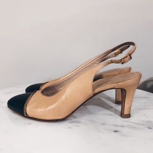 bba0bc0abe6 Women s Chanel Slingback Shoes on Poshmark